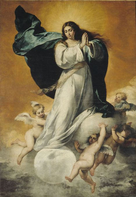 Immaculate Conception by Murrillo